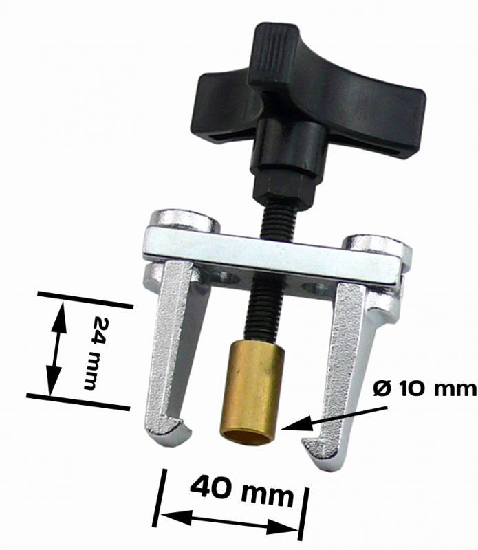 CNWOOAIVE Braccio Tergicristallo Estrattore Estrattore per Meccanici di Vetro dello Strumento di Rimozione del Braccio del Tergicristallo