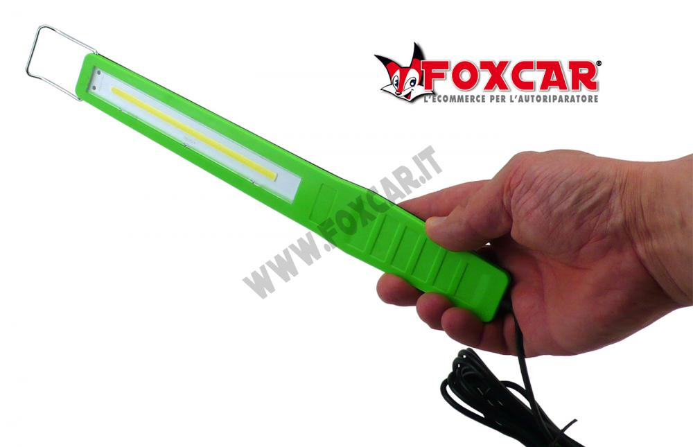 Plafoniere Led Per Officina : Lampade a led per officina: vipow lampada da officina lavoro