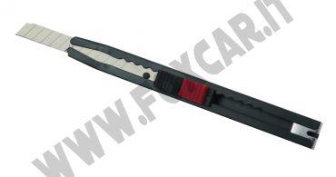 Cutter in acciaio lama 85 x 9 mm