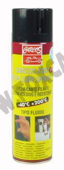 Grasso spray fluido ultra adesivo resistente