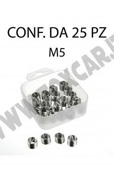 Elicoidi filetto M5