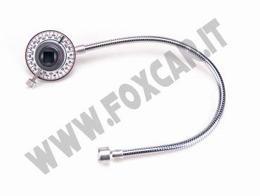 Goniometro per serraggio angolare, attacco da 1/2 con magnete