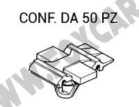 Graffetta per modanatura Fiat Scudo Ulisse Lancia Zeta Peugeot 806 Citroen Evasion