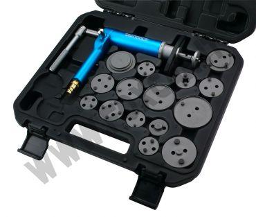 Arretratore pneumatico per pistoncini pinze freno con 16 piastre