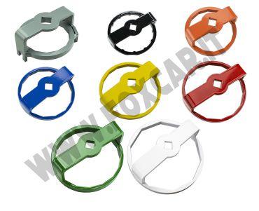 Kit chiavi per filtro olio ad immersione