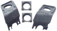 Kit riparazione DX faro Audi A4 dal 2000 al 2001