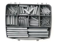 Kit di 220 guaine termorestringenti con ridimensionamento 3 a 1