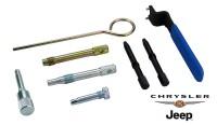Attrezzi messa in fase per Chrysler, Jeep e veicoli LDV motore 2.5 e 2...