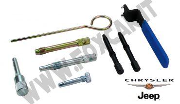 Attrezzi messa in fase per Chrysler, Jeep e veicoli LDV motore 2.5 e 2.8 CRD