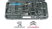 Attrezzi messa in fase Citroen e Peugeot
