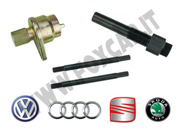 Attrezzi messa in fase per motori Volkswagen, Audi, Seat e Skoda 1.2 TFSi