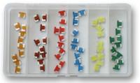 Kit 60 nuovi microfusibili
