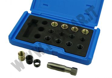 Kit per riporto filetti candele da M14