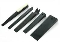 Attrezzi in plastica per smontaggio interni e plastiche varie