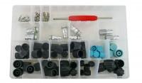 Kit di valvole e tappi per aria condizionata