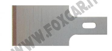 Lama per raschietto elimina guarnizioni larghezza 20 mm
