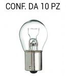 Lampadina a 1 filamento 12 volt 21 watt