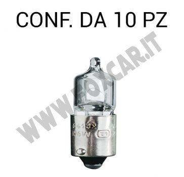 Lampadina H6 Alogena 12 Volt 6 Watt
