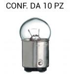 Lampadina sfera 12 Volt 5 Watt
