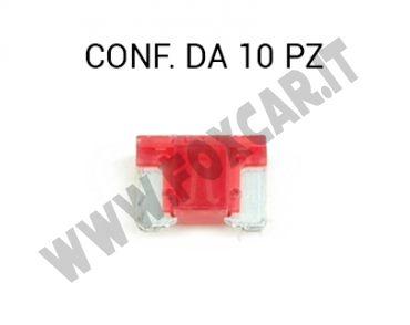 Microfusibile da 10 Ampere