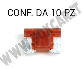 Microfusibile da 7,5 Ampere