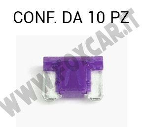 Microfusibile da 3 Ampere