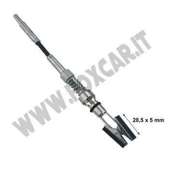 Mini lappatore smeriglia cilindri freni diametro da 38 a 60 mm