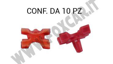Molla modanatura Fiat 131