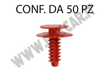Bottone fissaggio rivestimenti interni Fiat Nuova Delta e Punto