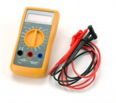 Multimetro tester digitale