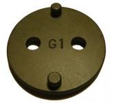 Adattatore di arretramento pistoncini freno per Golf V e VI