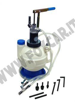 Pompa olio cambio automatico