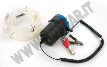 Pompa per travasi elettrica
