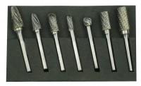 Set frese in acciaio HSS