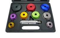 Set sostituzione montaggio cuscinetti e paraolio
