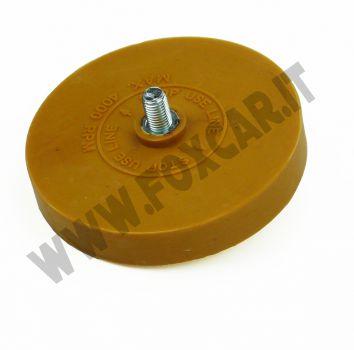 Spazzola in gomma per eliminare adesivi