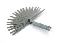 Spessimetro con 20 lame in acciaio