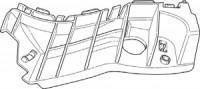 Staffa sinistra paraurti anteriore Peugeot 107 e Citroen C1