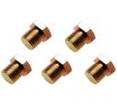 Set 5 tappi coppa olio ricambio M15 x 1,5 mm