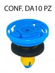 Bottone fermapannello in plastica per Jeep Renegade e Fiat Tipo