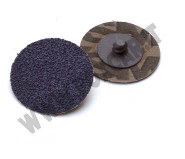 Dischetto abrasivo diametro 51 mm e grana 40