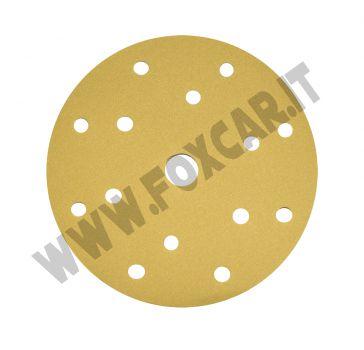 Dischi abrasivi autolubrificanti da 150 mm e grana 120