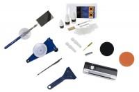 Kit riparazione parabrezza vetri professionale per carrozzeria