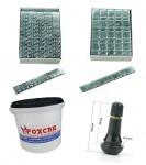 Kit per la sostituzione dei pneumatici con pasta lubrificante