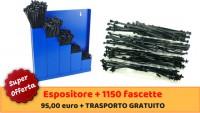 Espositore 1150 fascette