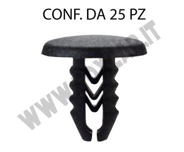 Bottone per rivestimenti interni Fiat e Lancia