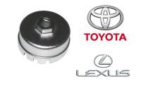 Chiave per filtro olio per Toyota e Lexus 1.8 e 2.0
