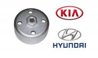 Chiave per filtro olio per Kia e Hyundai