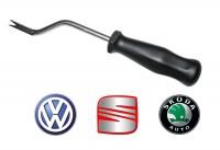 Chiave smontaggio maniglie interne e parasole Volkswagen