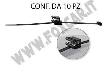 Fascetta di fissaggio lamiera da 1 a 3 mm per Volkswagen